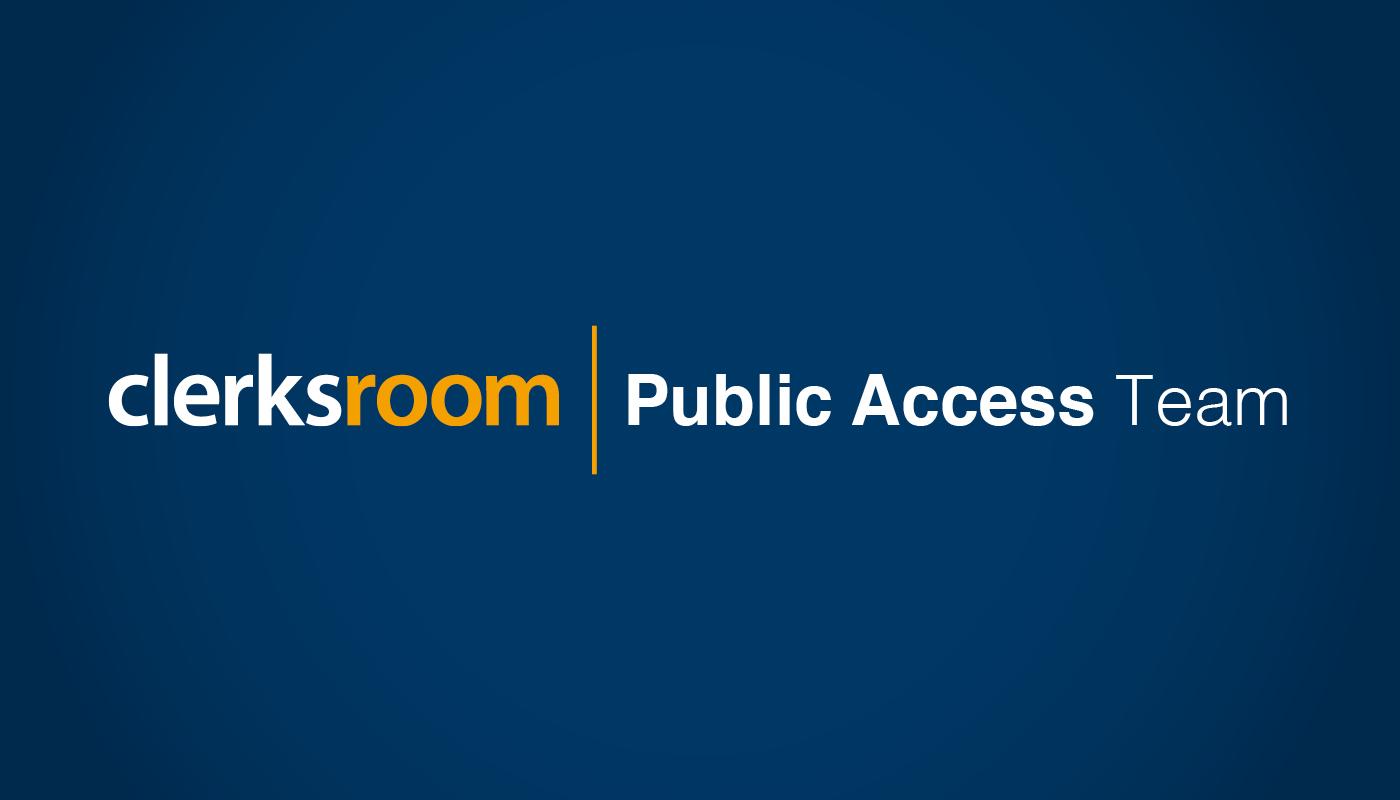 Public Access Accredited